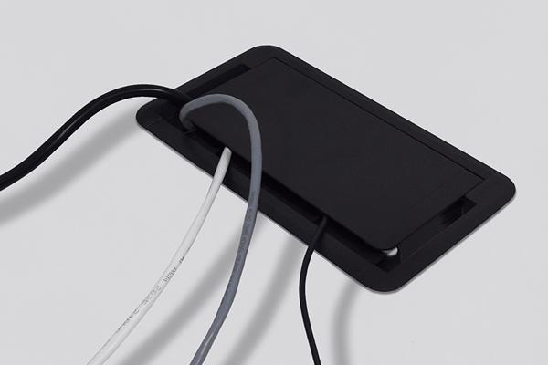 Cables pass-through